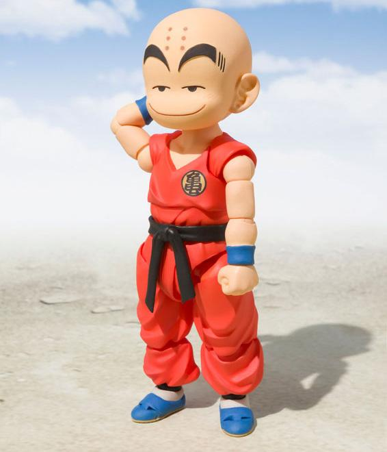 S.H.Figuarts Krillin (Childhood Version)