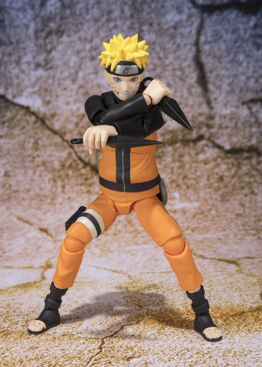 S.H. Figuarts: Naruto Uzumaki (Best Selection)