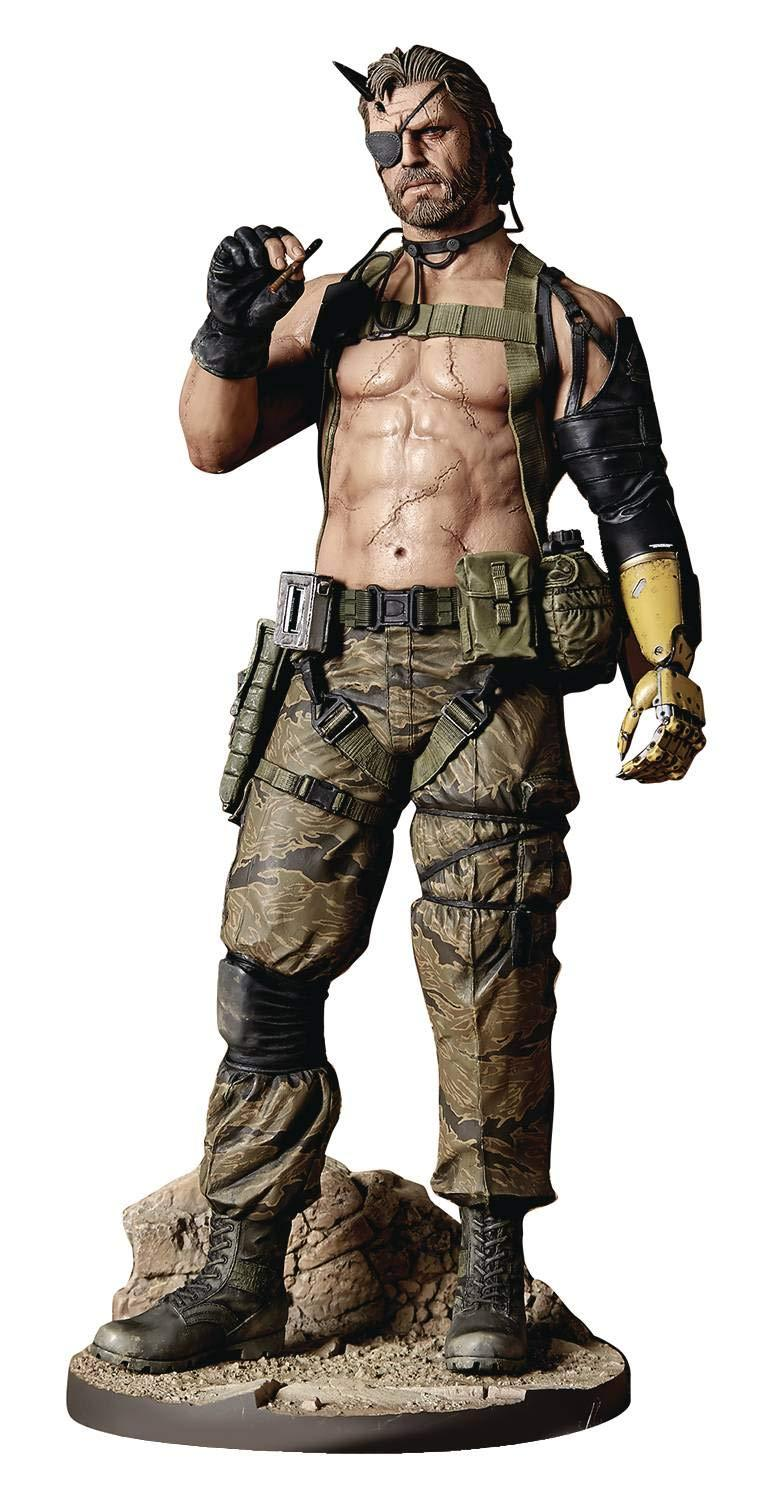 Metal Gear Solid V Venom Snake (Play Demo Ver.) 1/6 Scale Limited Edition Statue