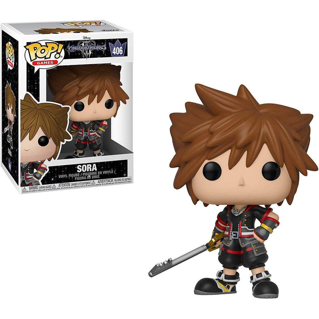 406 Kingdom Hearts III: Sora
