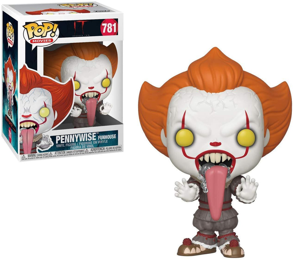 781 It: Pennywise with Funhouse