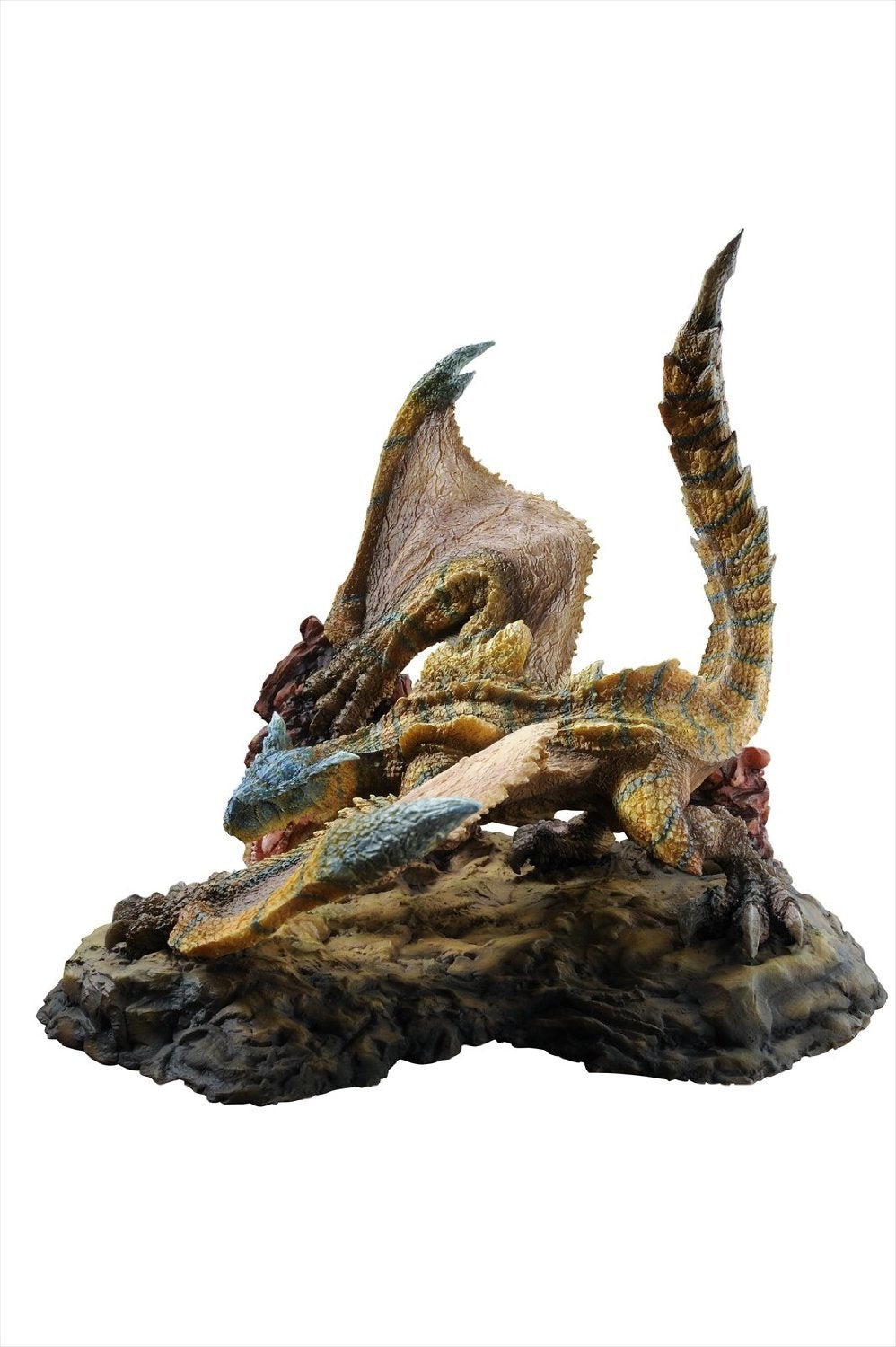 Capcom CFB Creators Model Tigrex
