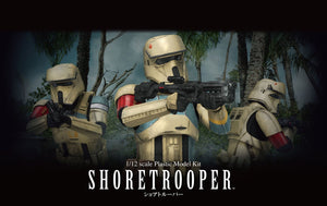 Shoretrooper 1/12 Scale Model Kit