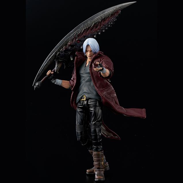 Devil May Cry 5 - Dante Deluxe 1/12 Scale Figure