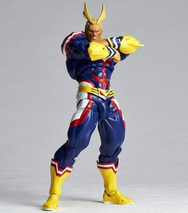 Figure Complex Amazing Yamaguchi No.019 All Might