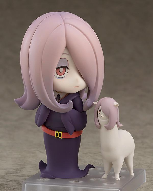 835 Little Witch Academia - Sucy Manbavaran