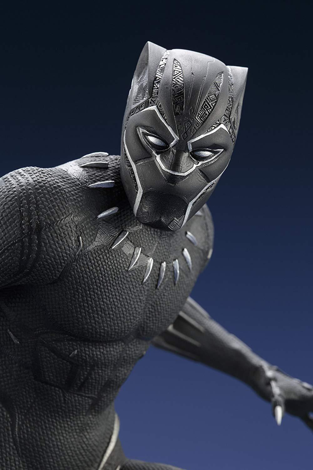 Black Panther Movie - Black Panther ARTFX Statue