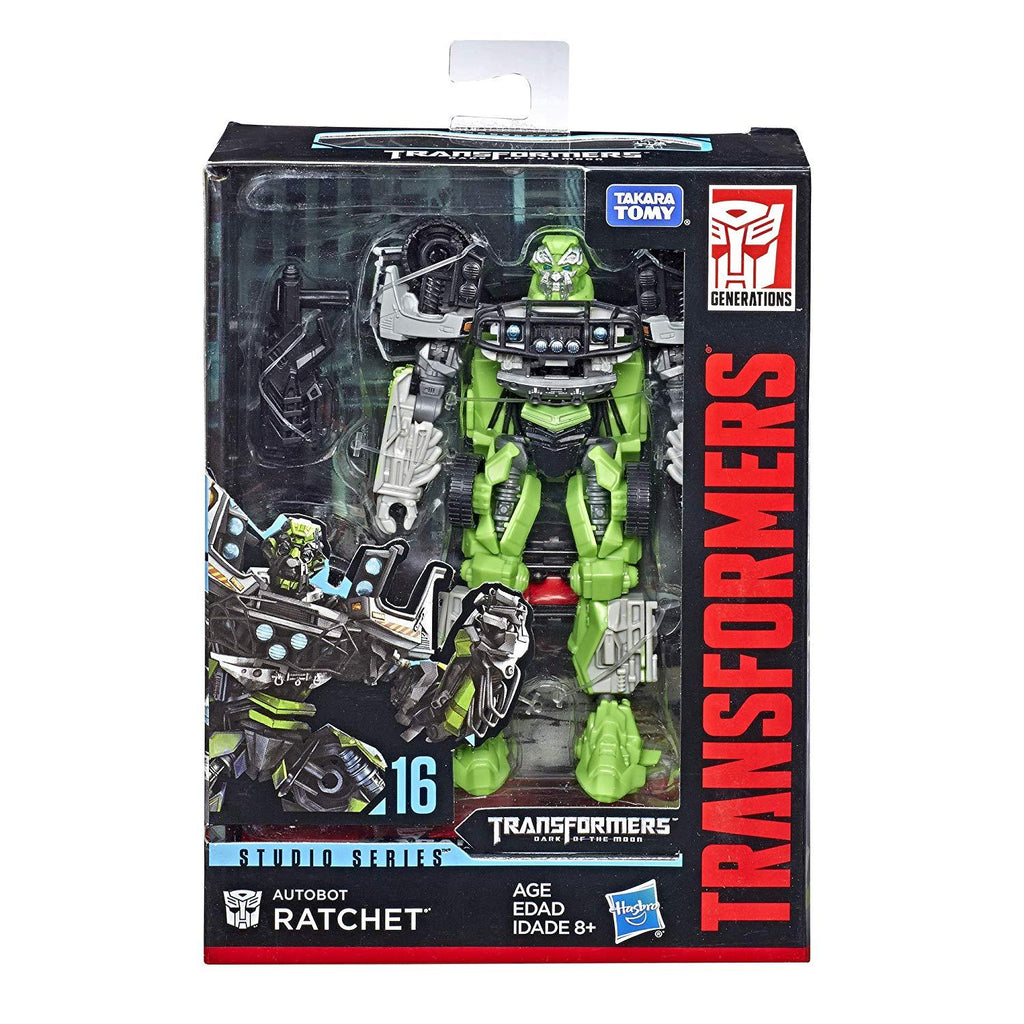 Transformers Studio Series 16 - Ratchet