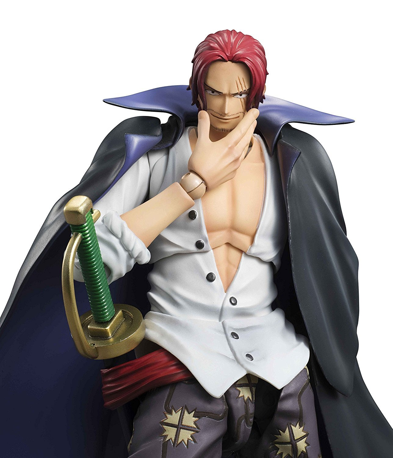 Variable Action Heroes - One Piece Shanks