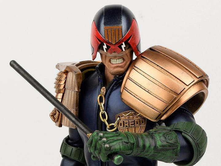 3A 2000 AD Apocalypse War Judge Dredd 1/6 Figure