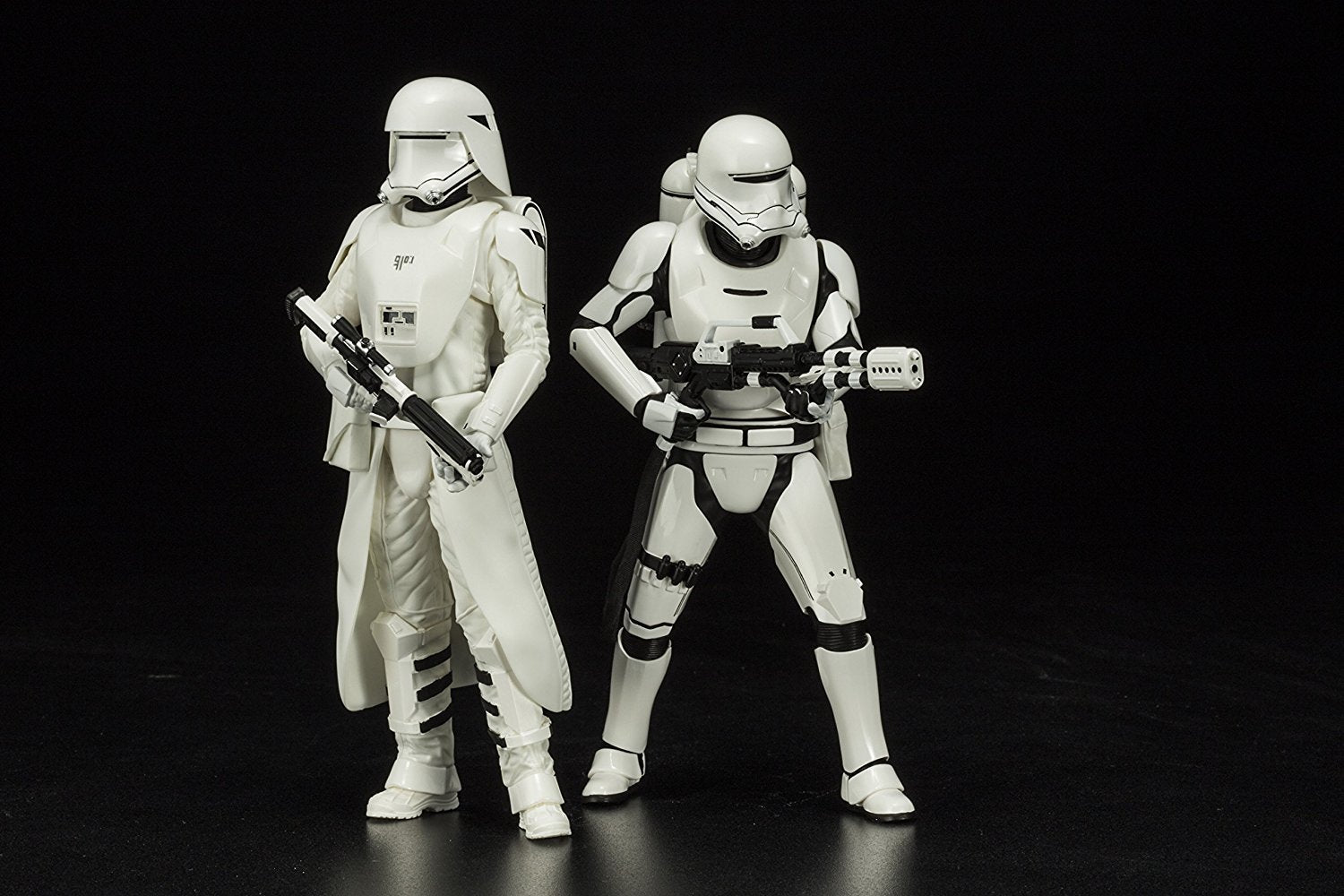 Star Wars - First Order Snowtrooper & Flametrooper 2-Pack ARTFX+