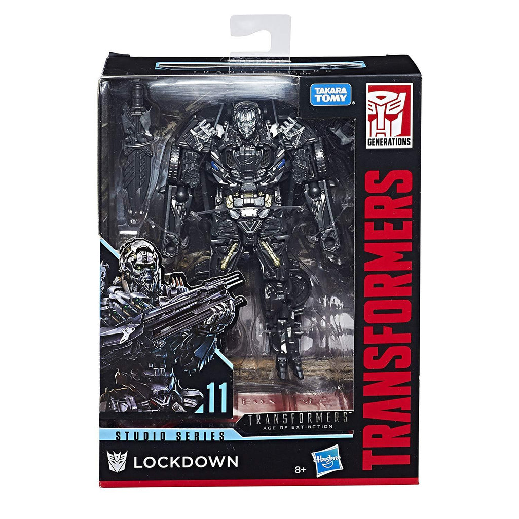 Transformers Studio Series 11 - Lockdown