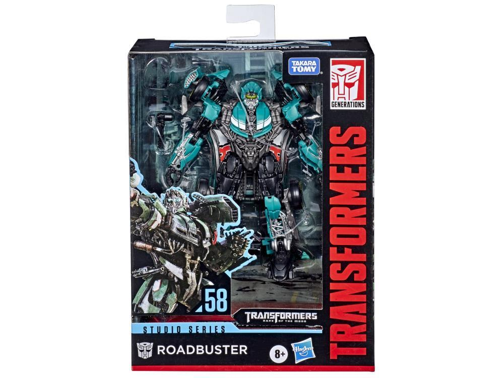 Transformers Studio Series 58 -  Roadbuster
