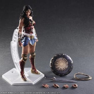 Wonder Woman Movie - Wonder Woman Play Arts Kai