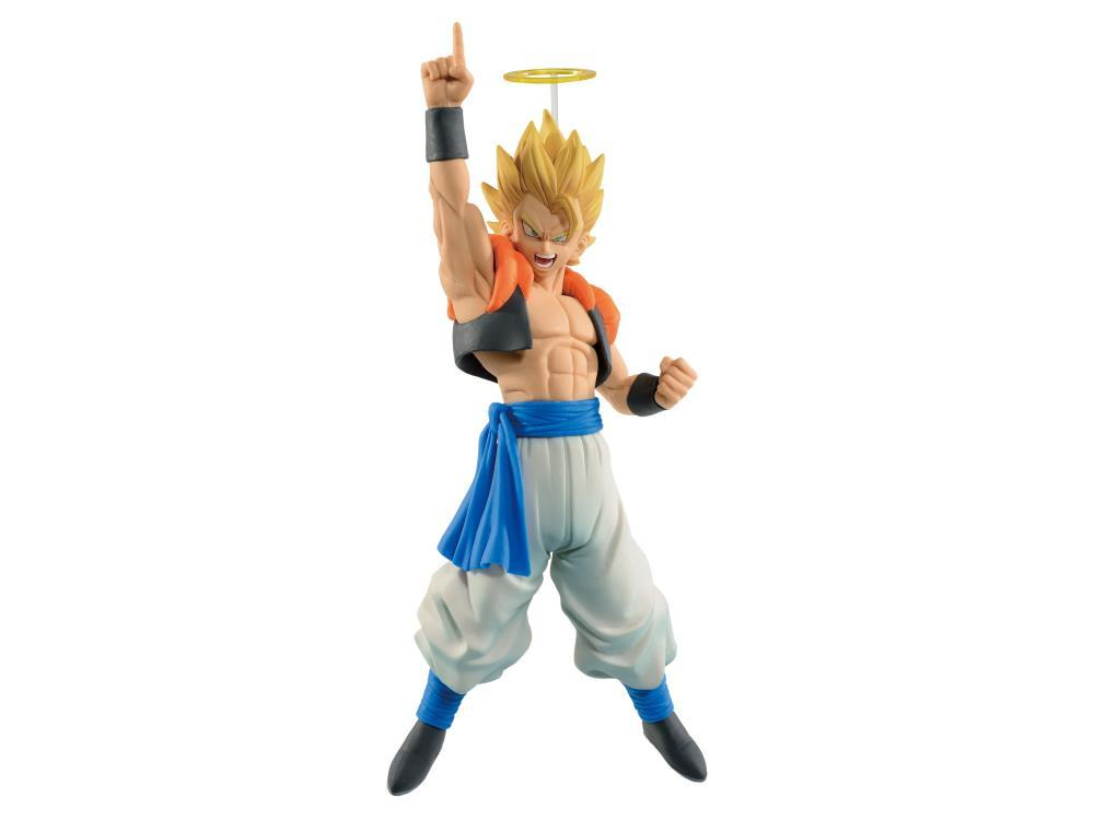 Dragon Ball Z Com Figuration Gogeta Vol.1 Super Saiyan Gogeta Figure