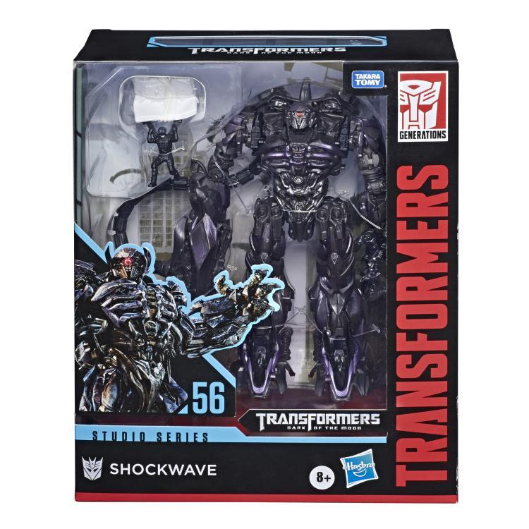 Transformers Studio Series 56 - Shockwave