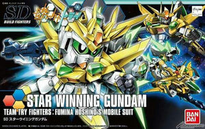 HGBF#030 Star Winning Gundam