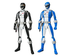 S.H. Figuarts Operation Overdrive Blue & Black Ranger Set