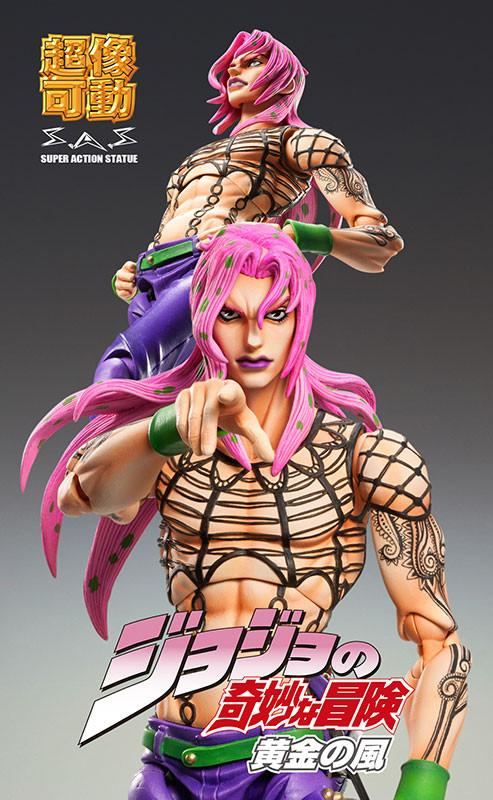 SAS - JoJo's Bizarre Adventure Part V Diavolo