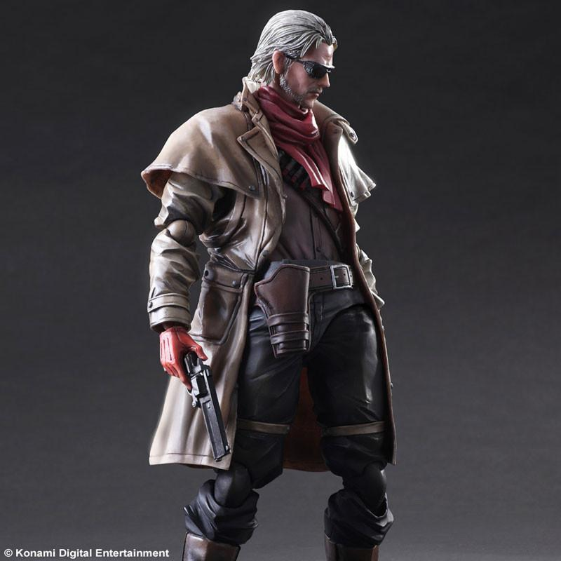 Metal Gear Solid V: The Phantom Pain - Play Arts Kai - Ocelot