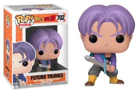 702 Dragonball Z: Trunks