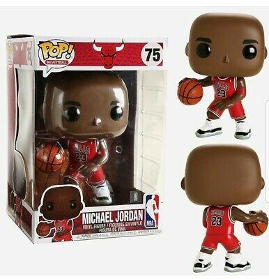 075 NBA: Bulls - Michael Jordan 10in