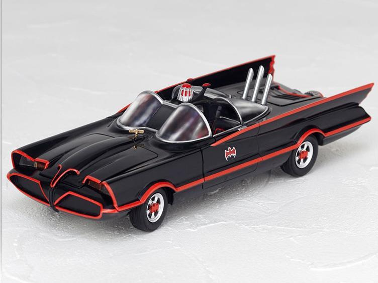 Movie Revo Series No.005 Batmobile 1966