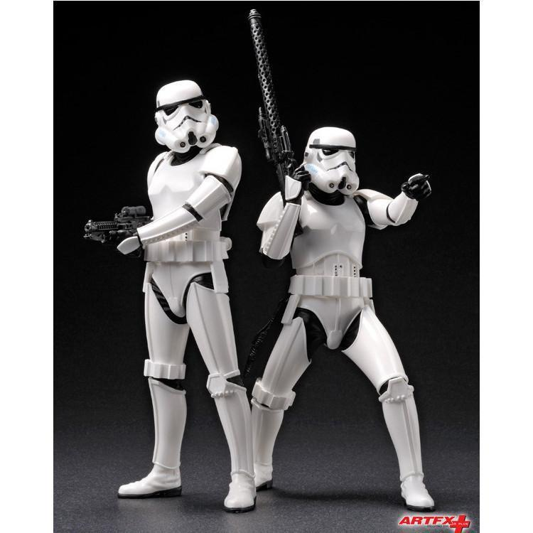Star Wars - Stormtrooper 2-Pack ARTFX+