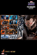 The Punisher War Machine Armor VGM33D28