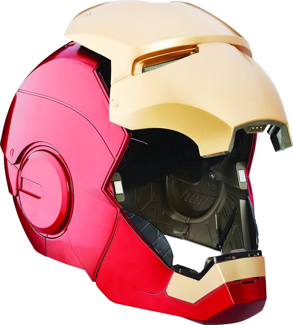 Marvel Legends Iron Man 1:1 Wearable Electronic Helmet