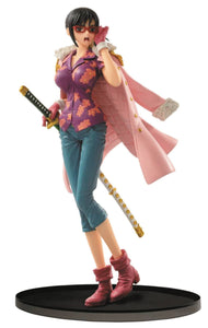 One Piece Sculture - Big Budokai 6 Tashigi