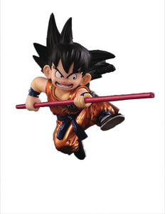 DB S-Cultures Son Goku Special Color Ver.