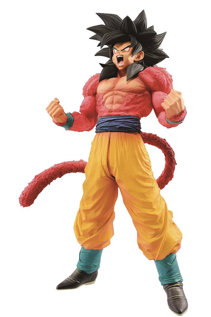 Dragonball GT Super Master Stars Super Saiyan 4 Goku -The Brush-