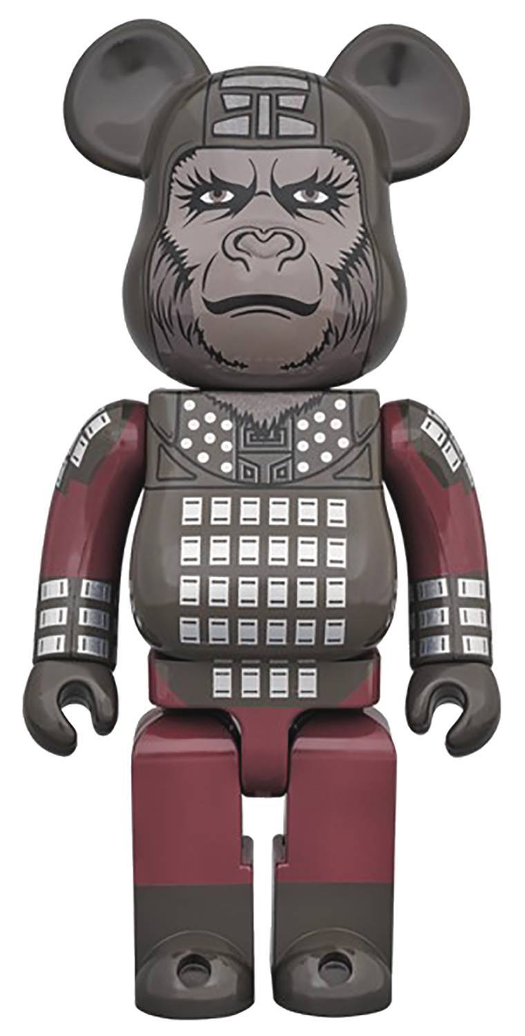 Planet of the Apes General Ursus 400% BE@RBRICK