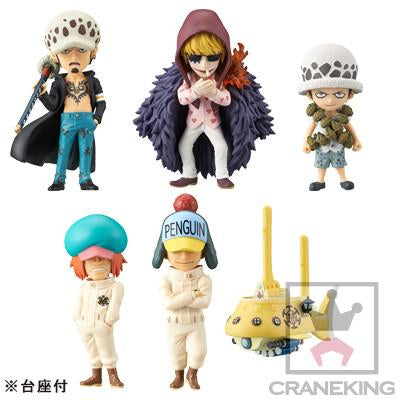 One Piece WCF - History of Law