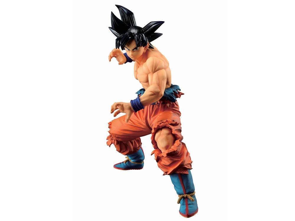 Dragon Ball Super Ichibansho - Ultra Instinct -Sign- Goku (Ultimate Version) Figure