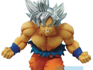 Dragon ball Super Warriors Battle Retsuden - Ultra Instinct Goku Figure