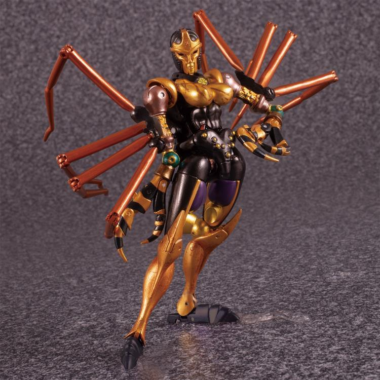 MP-46 Masterpiece Blackwidow/Blackarachnia Beast Wars