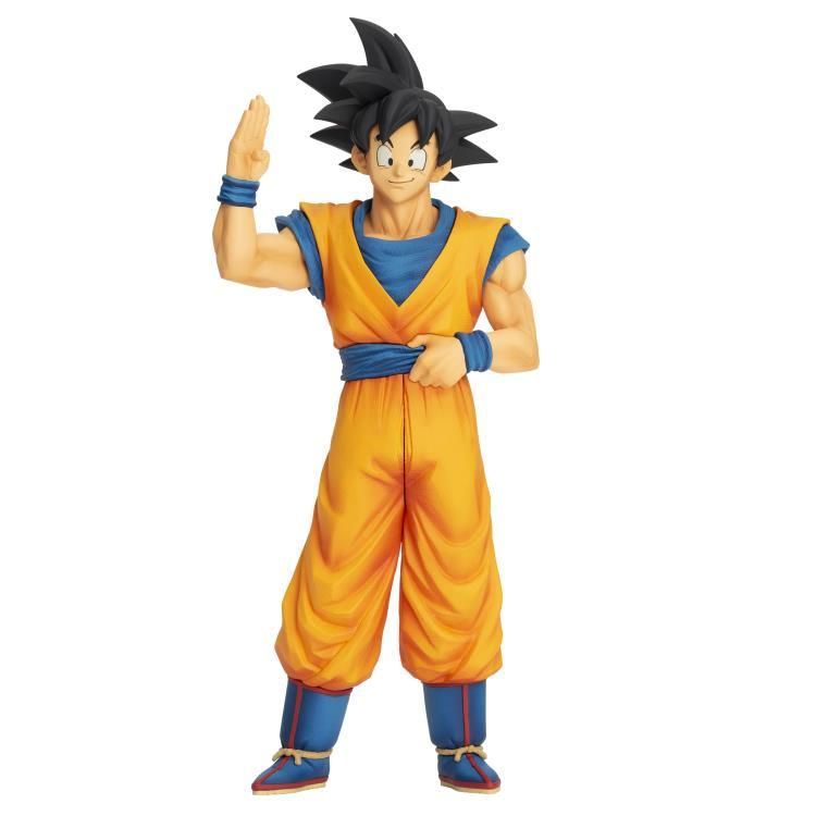 Dragon Ball Z Ekiden Goku (Outward) Figure