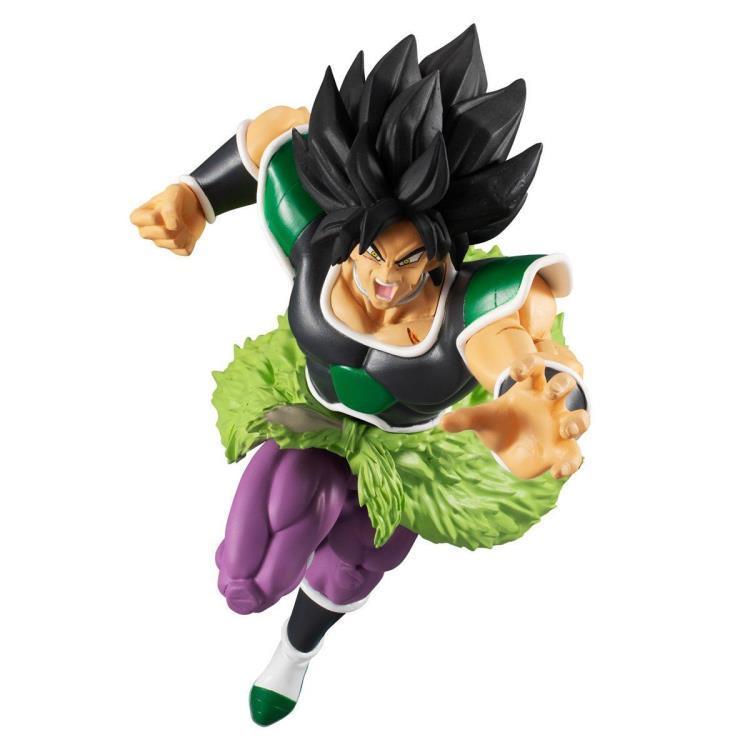 Dragon Ball Super Styling - Super Saiyan Broly (Rage Mode)
