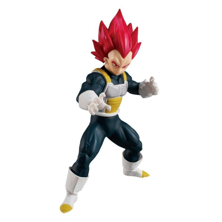 Dragon Ball Super Styling - Super Saiyan God Vegeta