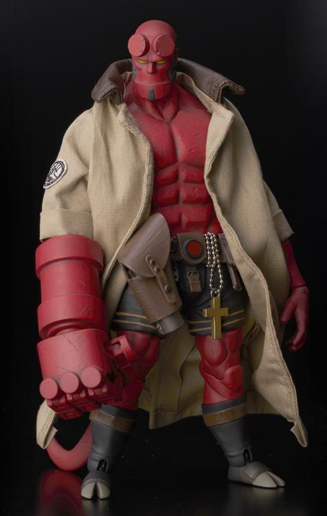 Hellboy 1/12 Scale Action Figure