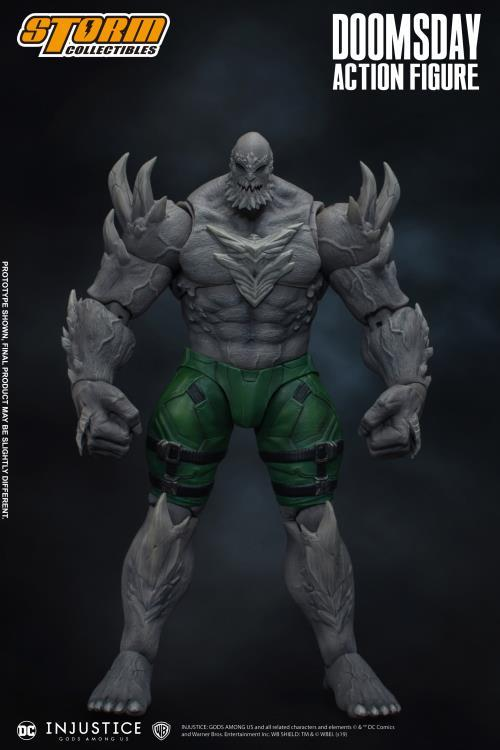 Injustice: Gods Among Us: Doomsday 1/12 Scale Figure