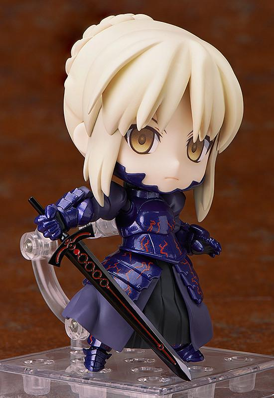 363 Fate/Stay Night - Saber Alter Super Movable Edition