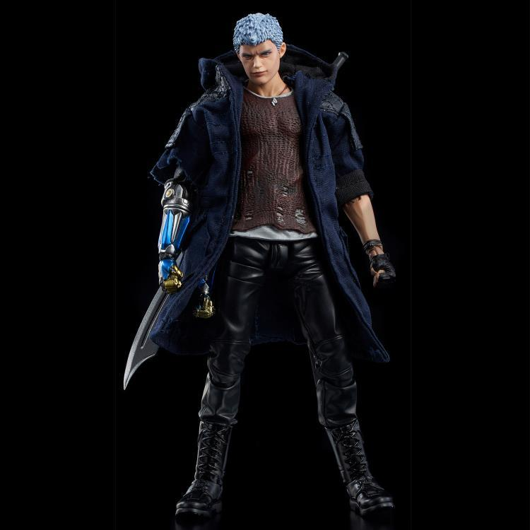 Devil May Cry 5 - Nero Deluxe 1/12 Scale Figure
