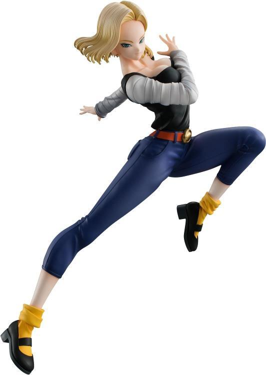 Megahouse Dragonball Gals - Android 18 Ver. IV