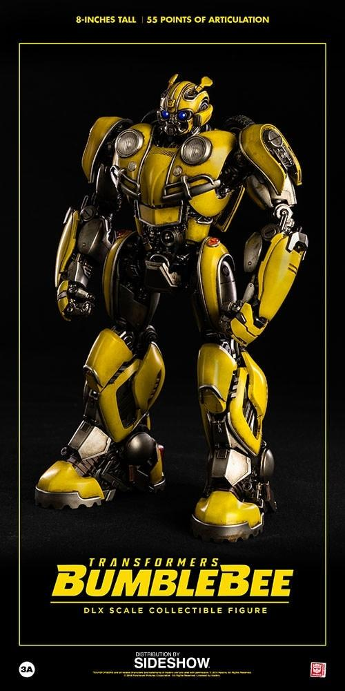 3A Bumblebee Movie: Bumblebee DLX Premium Scale Collectible Figure