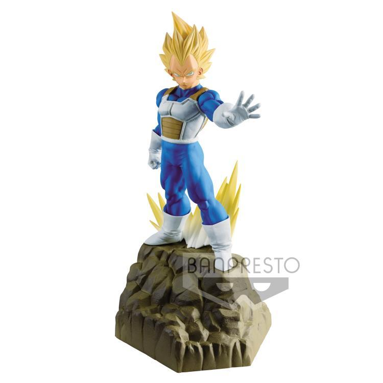 Dragon Ball Z Absolute Perfection Vegeta