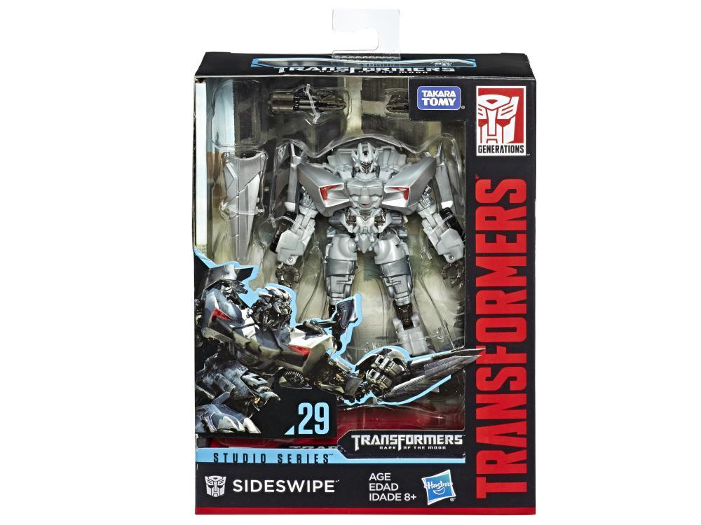 Transformers Studio Series 29 - Sideswipe