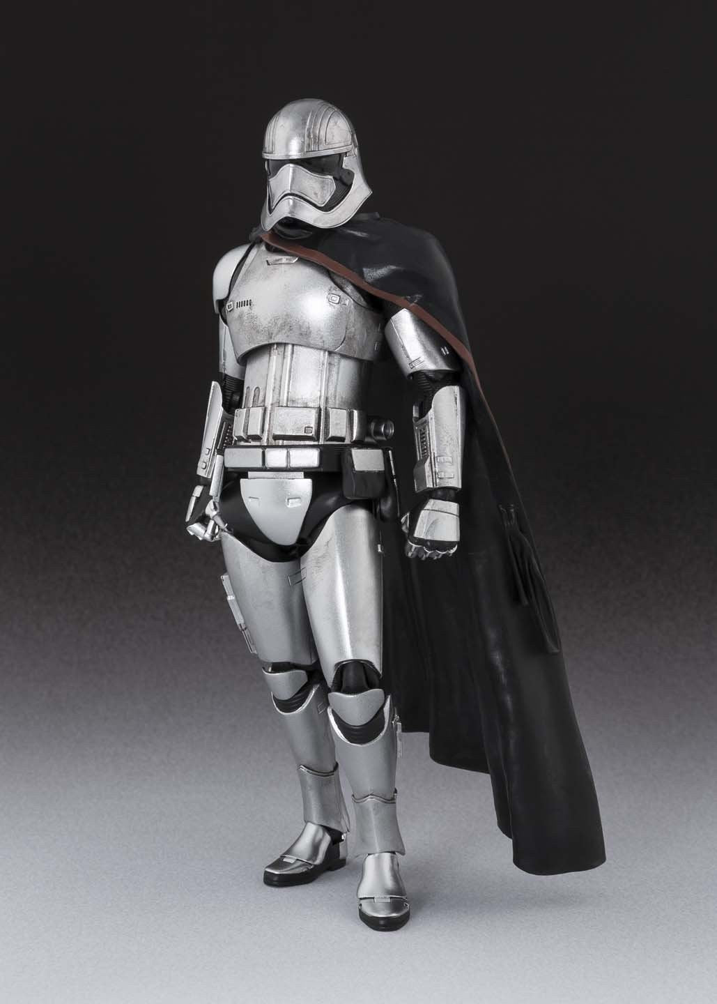 S.H. Figuarts - Star Wars - Captain Phasma